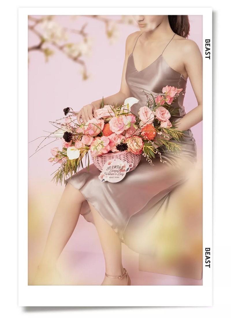 表白利器|野兽派玫瑰花盒看这里