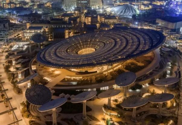 芯龙光电I 这家中国照明企业助力迪拜世博会十个展馆光影秀场!